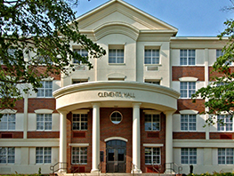 Clements Hall Troy Campus