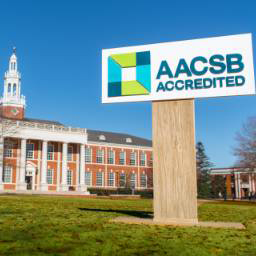 Bibb Graves Hall, home of the AACSB-accredited Sorrell College of Business