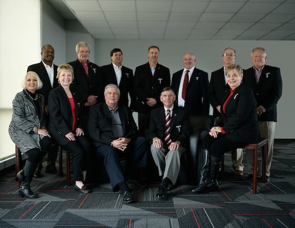 Picture of Board of Directors at Spring Leadership Conference