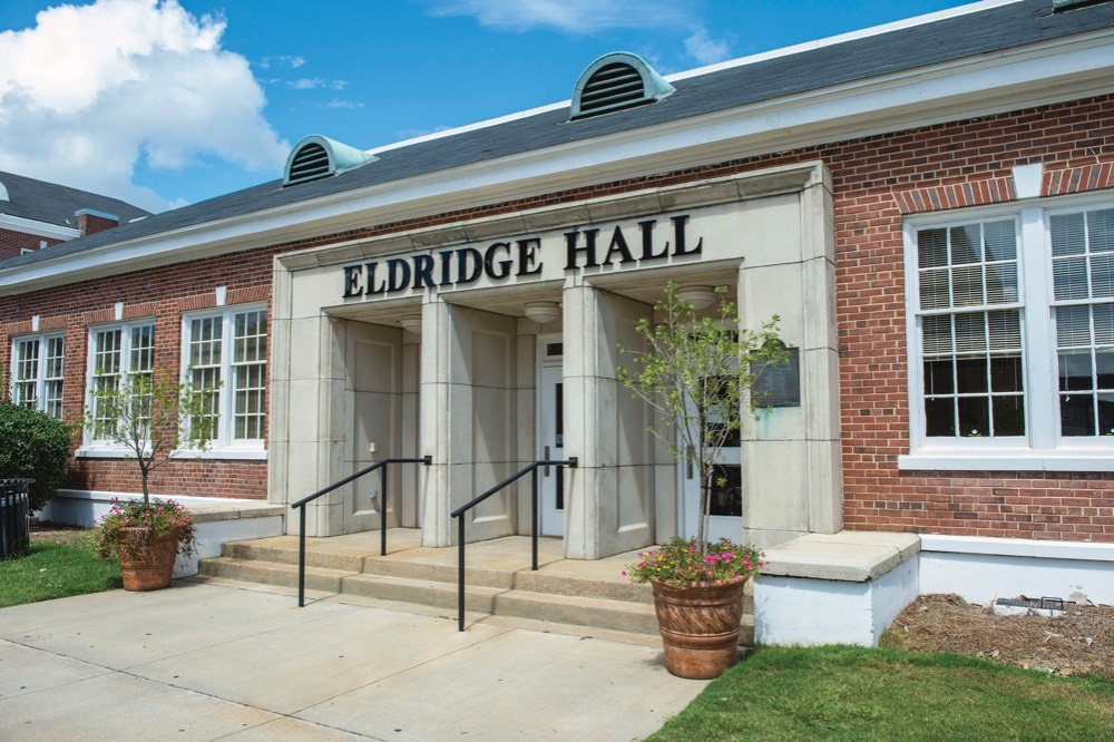 Eldridge Hall