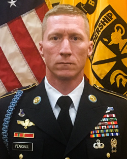 Photo of Master Sergeant Shaun M. Pearsall