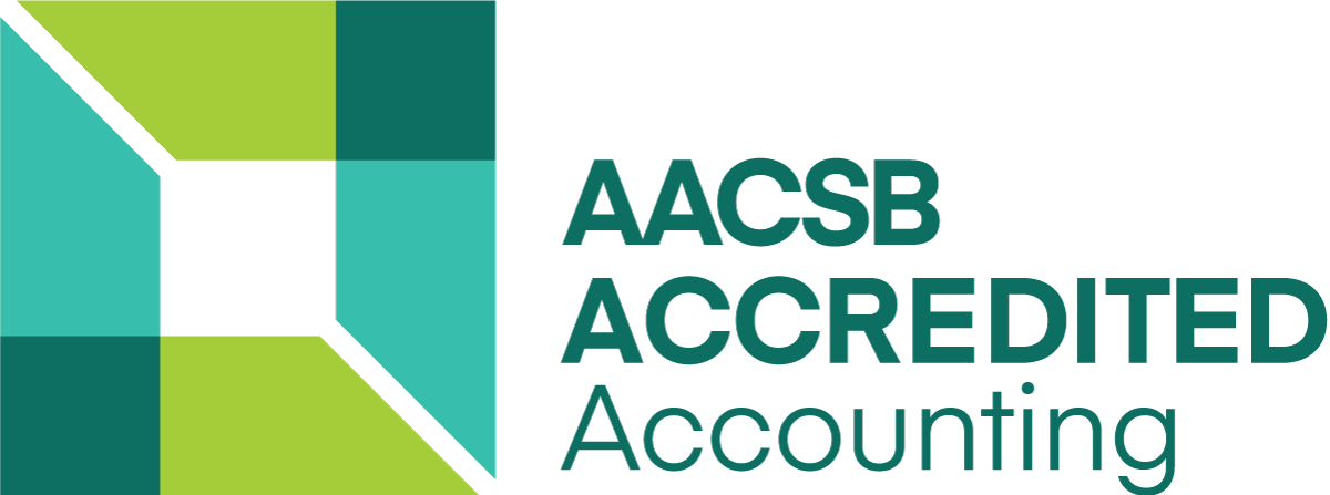 AACSB Accounting Accreditation Seal