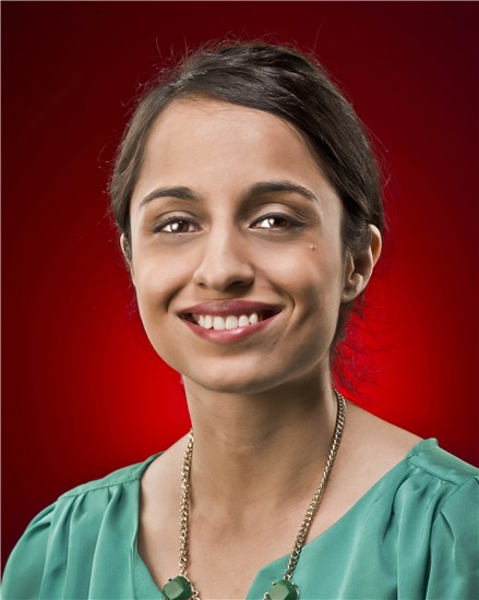 Headshot of Dr. Malavika Nair