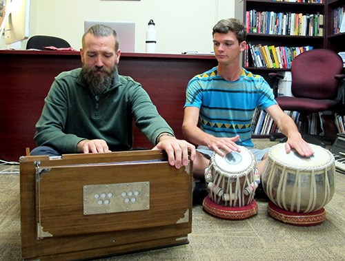 Traditional Music at Troy