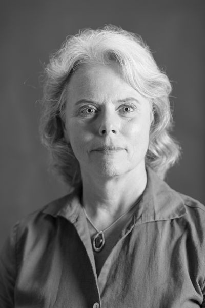Portrait of Beverly Leach