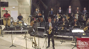 Troy University Jazz Ensemble