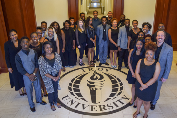 Troy University Gospel Choir