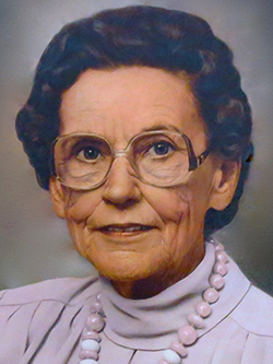 Mrs. Evelyn McLeod