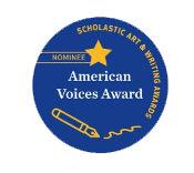 American Voices Award badge