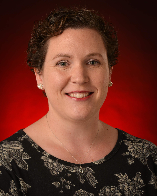 Dr. Elizabeth Wyckoff portrait