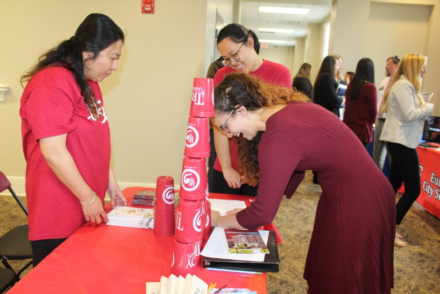 troy students interested in teaching opportunities offered by CITU