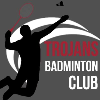 Trojan badminton club