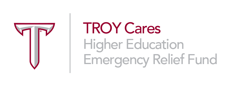 Troy Cares Logo