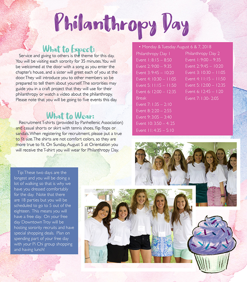 What to Wear: Philanthropy Day