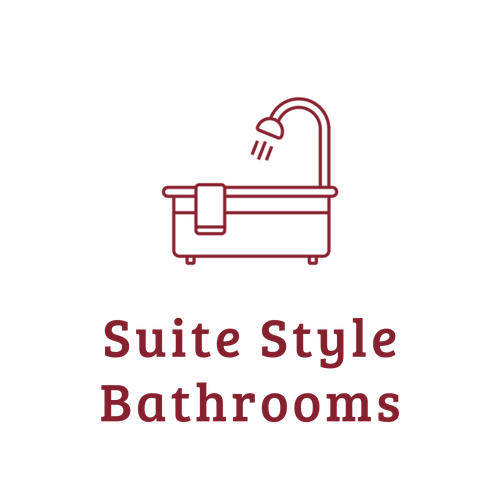 Suite Style Bathrooms