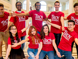 Troy University Tuition >> Center For International Programs