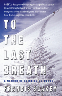 To the Last Breath book cover