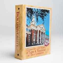 Troy University Cookbook