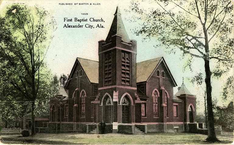 Historical Buildings of AL