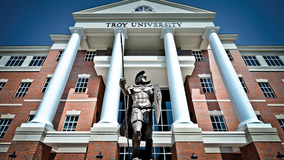 Troy University, Phenix City, Alabama campus