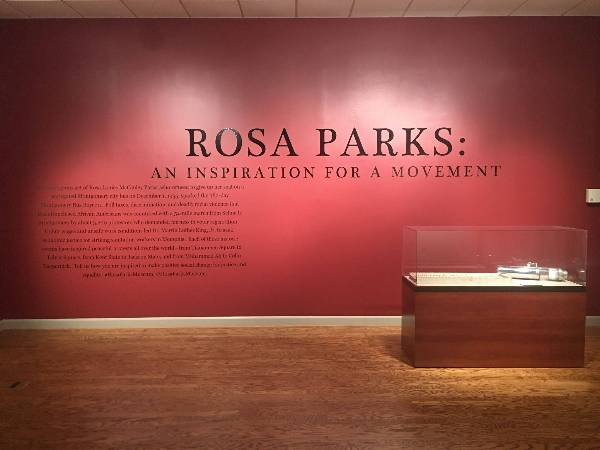 Rosa Parks An Inspiration for a Movement
