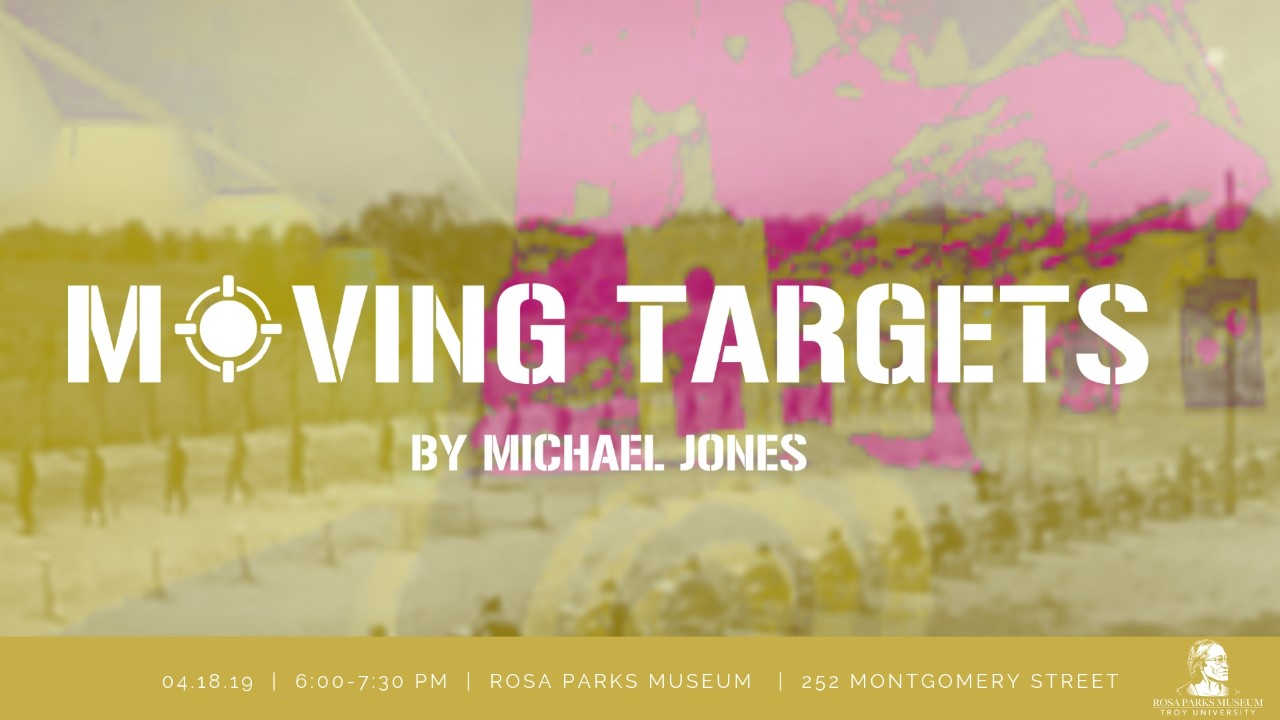 Moving Targets by Michael Jones