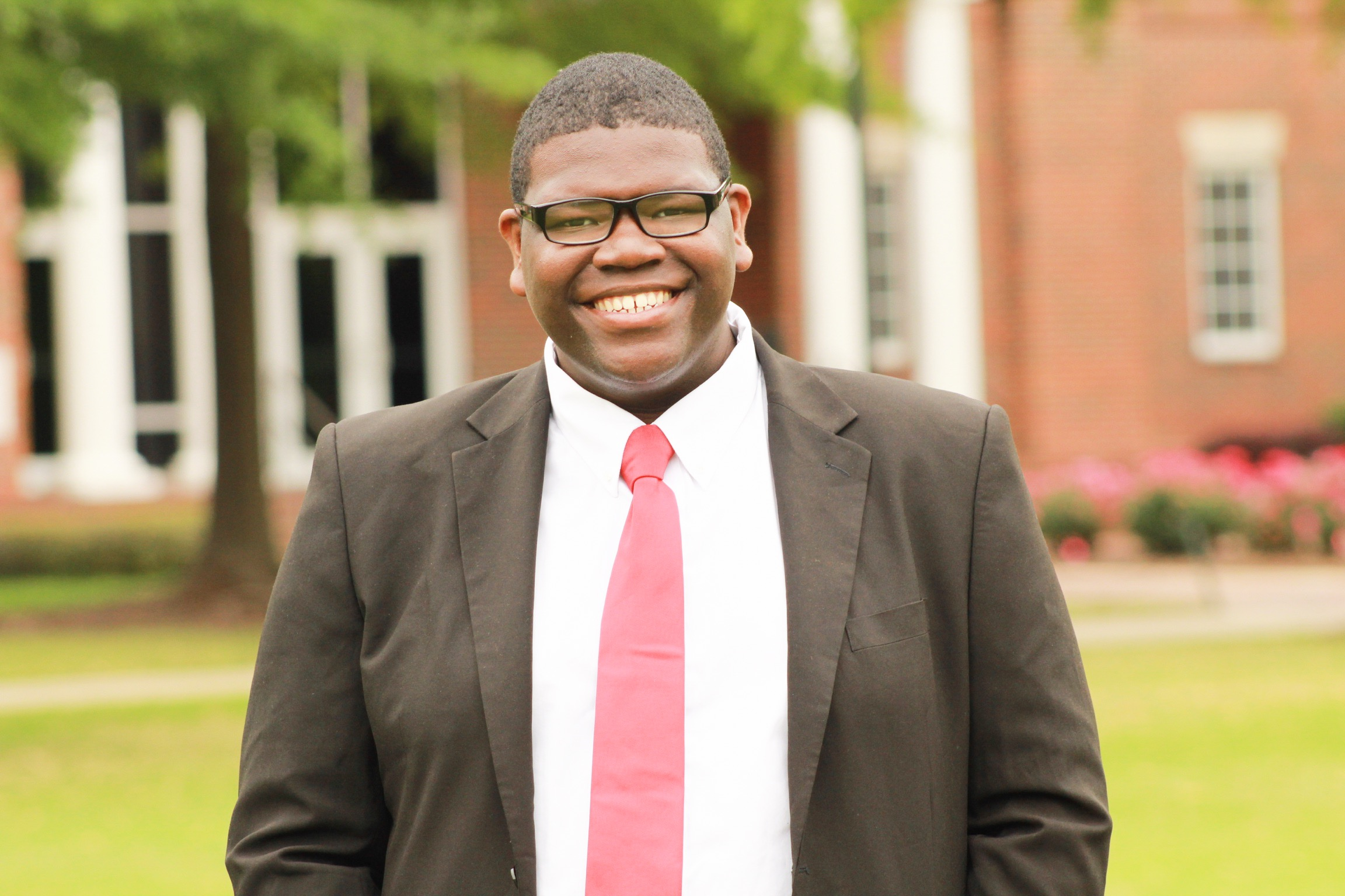 Assistant Activities Coordinator Demond Chandler