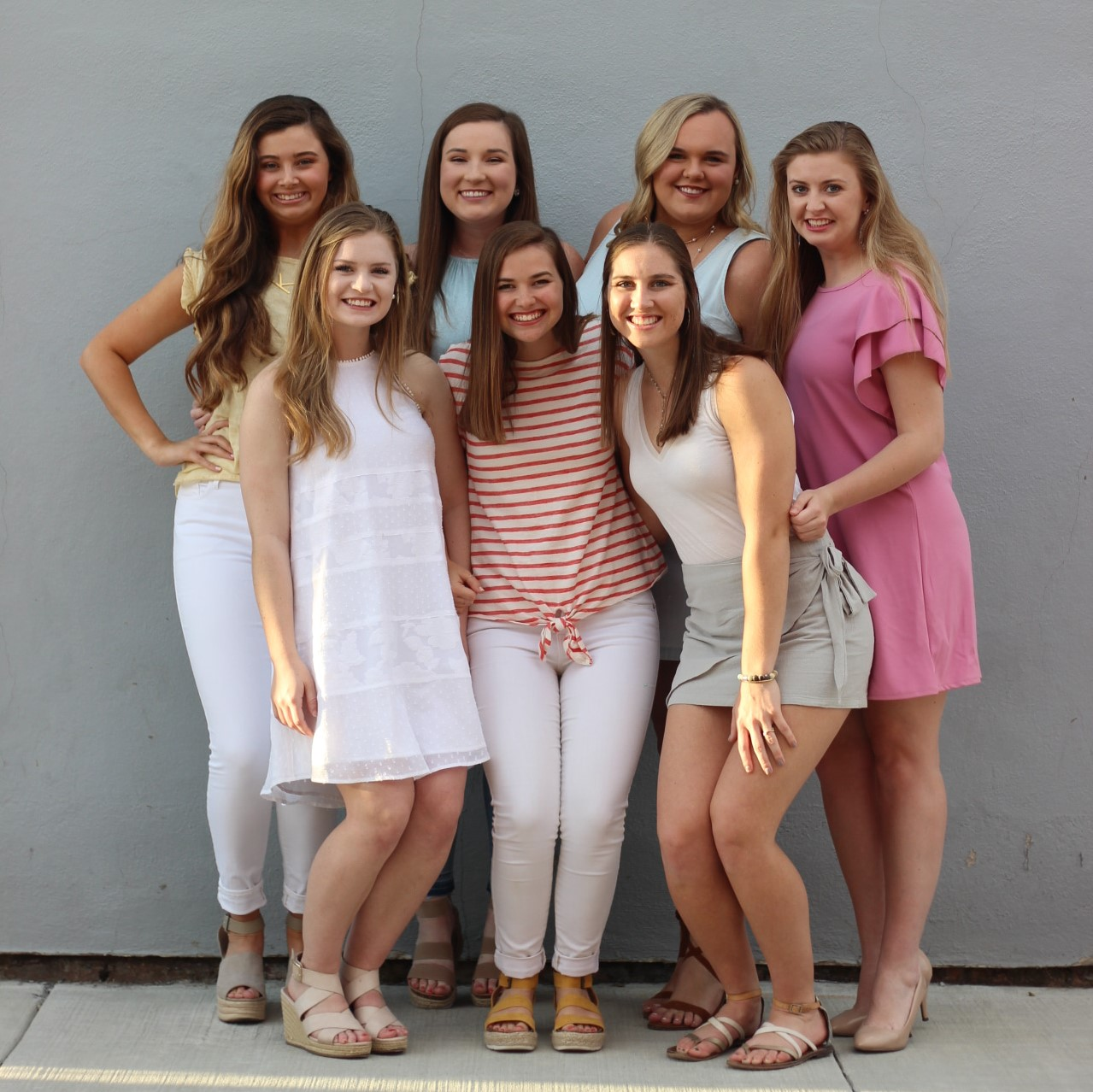 Troy University Panhellenic Executive Board