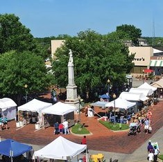 Troy Fest in Downtown Troy, AL