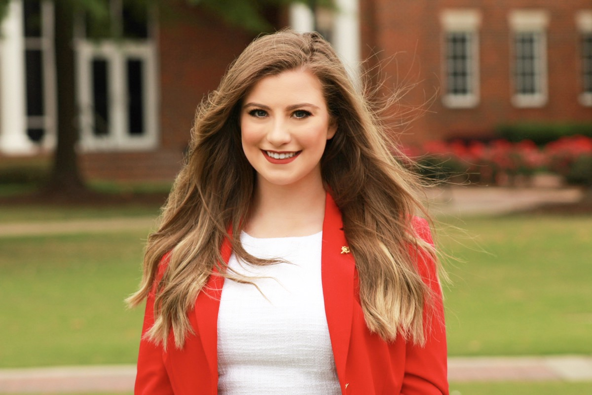 Taylor Holt, Student Advisor of UAC 2019-2020