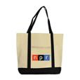 NPR CANVAS BOAT TOTE