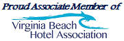 Virginia Beach Hotel Association Logo