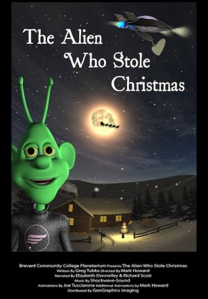 The Alien Who Stole Christmas movie trailer