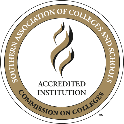 Southern Association of Colleges and Schools Commission on Colleges, Accredited Institution